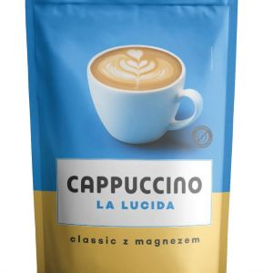 CAPPUCCINO CLASSIC Z MAGNEZEM 100G -CELIKO