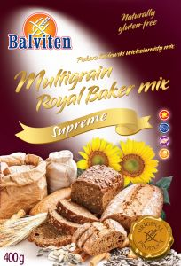 ROYAL BAKER WIELOZIARNISTY 400G
