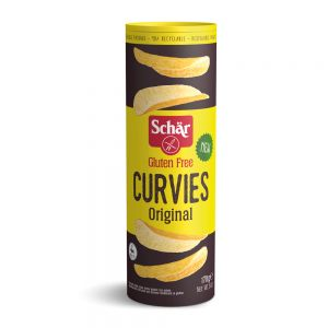 CHIPSY CURVIES ORGINAL 170G/10 - SCHAR